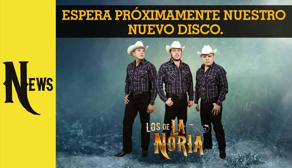 Noria Nuevo Disco